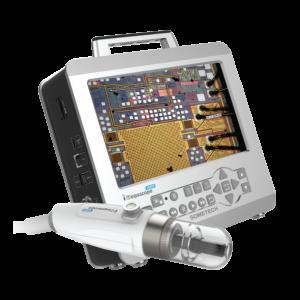 Sometech Super All-in-One Portable Microscope iMegascope Series