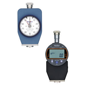 TeClock Durometer Hardness Tester GS/GSD Series