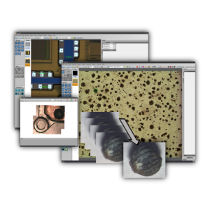 Zootos Software for Image Analysis System iX Series