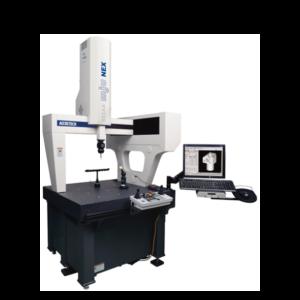 Accretech Coordinate Measuring Machine XYZAX mju NEX Series