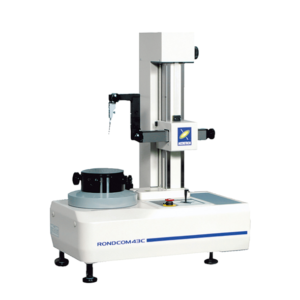 Accretech Roundness and Cylindrical Profile Measuring Instruments Rondcom 43C/43C-S/41C/31C Series