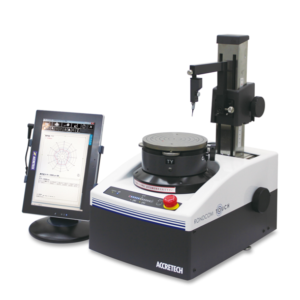 Accretech Table-Rotating Type Compact Roundness Measuring Instrument Rondcom Touch