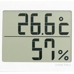 Dretec Digital Thermohygrometer Aquila Series
