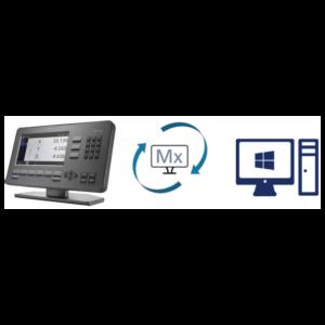MetLogix Software for Measuring System MxLink Series