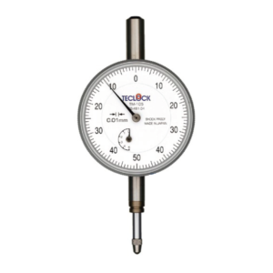 Teclock Dial Indicator,5mm/0.01mm – TM-105 (Comparator Type / For Bore gauge use)