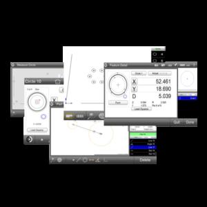 MetLogix Software for Measuring System M2 Series