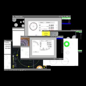 MetLogix Software for Measuring System M3 Series